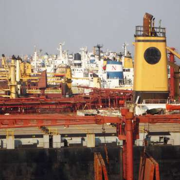 Ship Sale & Purchase for Recycling